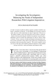 Download Article in PDF Format - Sedgwick LLP