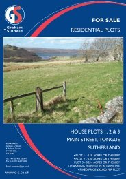 RESIDENTIAL PLOTS FOR SALE - Focus