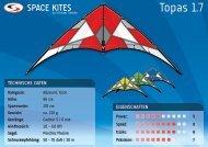 Topas 1_7_Fieldcard - Space Kites