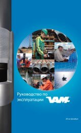 VAM Book - VAM Services