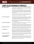 Forklifts & Warehousing Catalog - Lind Electronics - Page 2