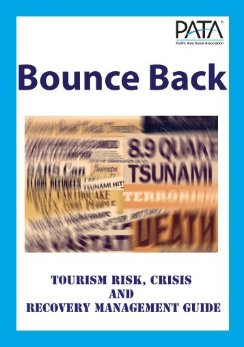 Bounce back pacific asia travel association thailand chapter bounce back sustainable tourism online publicscrutiny Images