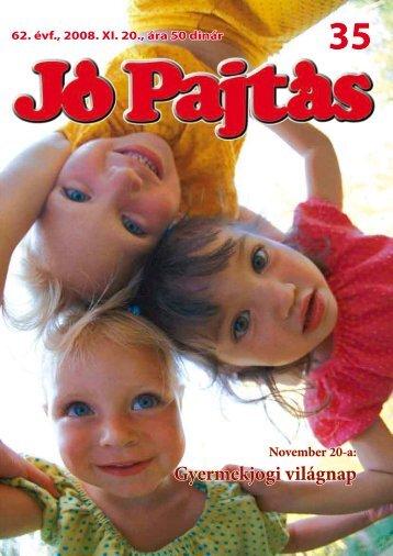 Gyermekjogi világnap - TippNet