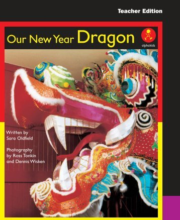 TE New Year Dragon pages