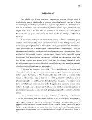 1ªs Páginas Monografia Elaine - Jornalismo da UFV