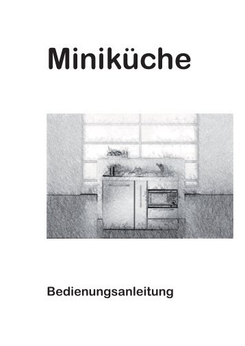 9 free magazines from minikuechen mit system de. Black Bedroom Furniture Sets. Home Design Ideas