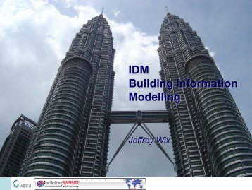 IDM Building Information Modelling - It.civil.aau.dk