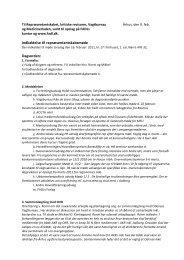 Referat af repræsentantskabsmøde 5 februar - Fadl