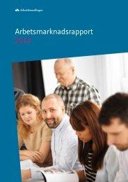 Arbetsmarknadsrapport_2014