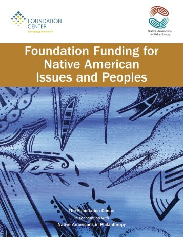2011 Foundation Funding for Native American ... - Potlatch Fund