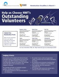 Volunteers - Department of Municipal and Community Affairs