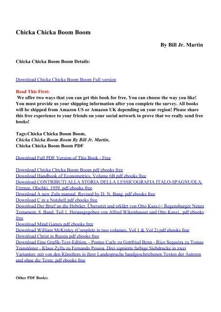Testament ebook old download survey free