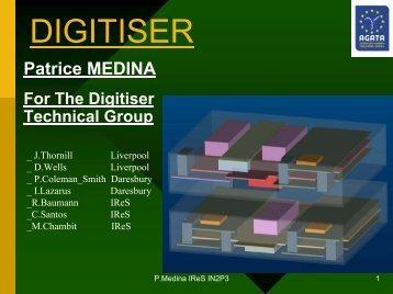 DIGITISER