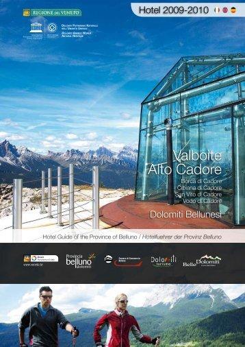 Valboite Alto Cadore - Dolomiti