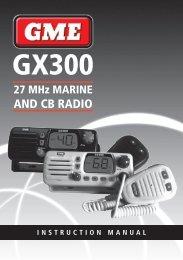 GX300 - GME