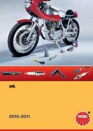 Motorradkatalog 2010 - Moto Recambio