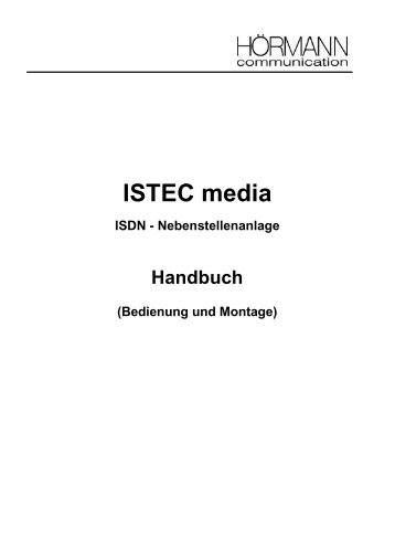 ISTEC media - Emmerich Service GmbH