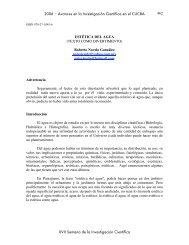 Novelo Roberto - Centro Universitario de Ciencias Biológicas y ...