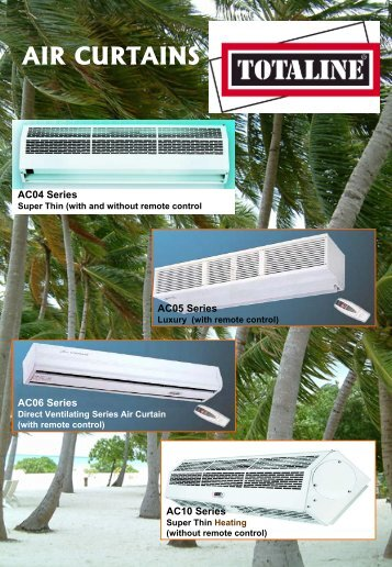 AIR CURTAINS - Carrier Kuwait