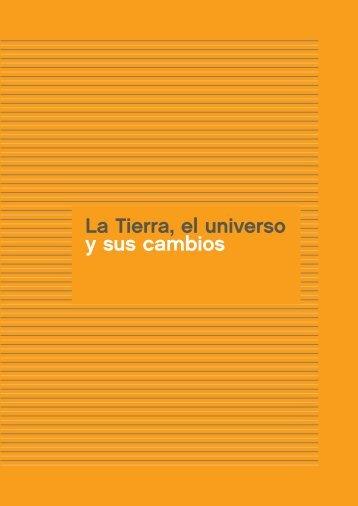 La Tierra, el universo y sus cambios - Aprender en casa