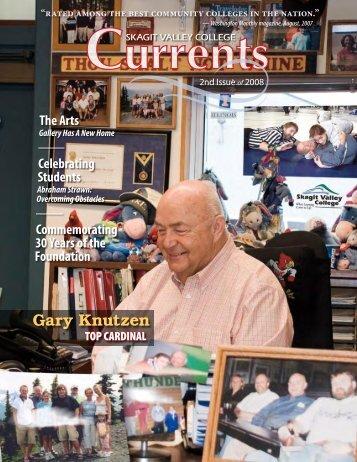 Gary Knutzen - Skagit Valley College