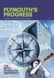 Plymouth's Progress - edition 3 - Web.pdf - Plymouth University