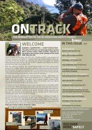 MSC's OnTrack Newsletter - November 2011 - New Zealand ...