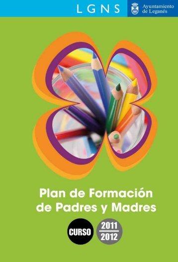 Plan formación Padres y Madres Curso 2011_2012 - Ayuntamiento ...