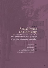 social issues and housing - Cork City Council