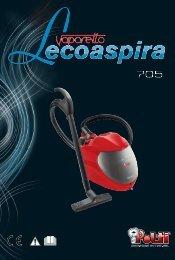 LECOASPIRA 705 - M0S09695 - 1R01:Layout 1.qxd - Polti