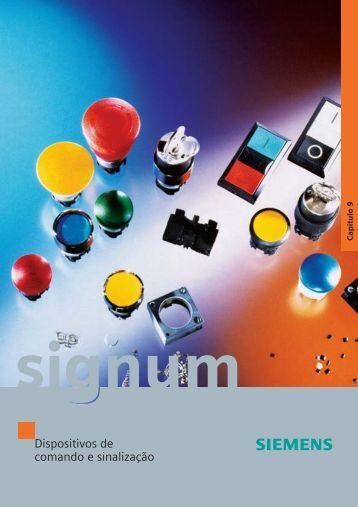 Catálogo Botões 3SB3 - Industry