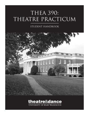 Practicum Handbook