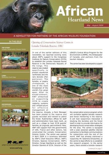 Download - African Wildlife Foundation