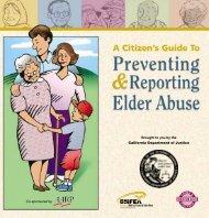 Elder Abuse - Lake County