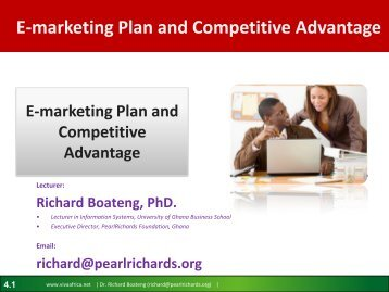 marketing advantage