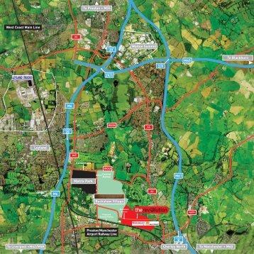 28 29/1 29 Leyland To Liverpool +M62/M58 West Coast Main Line ...