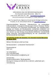 Informationen über den Behindertenparkausweis für ... - Timelkam