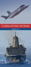 Florida Defense Factbook 2013 - Florida Defense Alliance