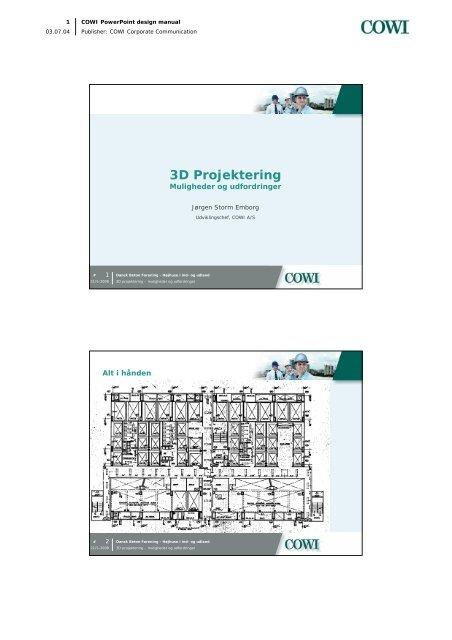 3D Projektering - Dansk Betonforening