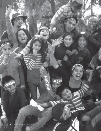 Escuela Libre Luchín - Revista Docencia