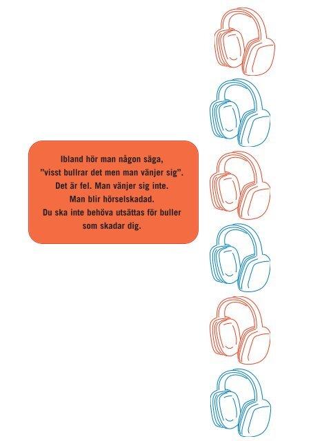Buller och hörselskydd, ADI 344 - Arbetsmiljöverket