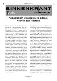Binnenkrant 2003-2.pdf - Heemkundige Kring van Gooik