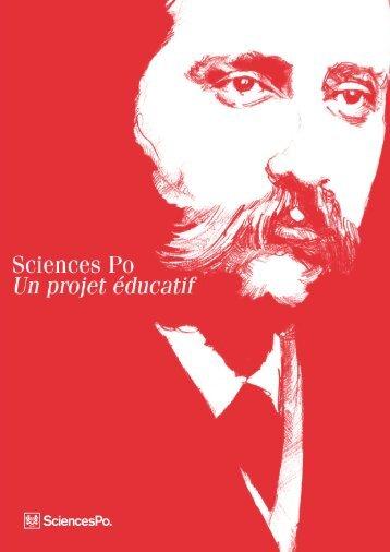 Le projet éducatif - Sciences Po