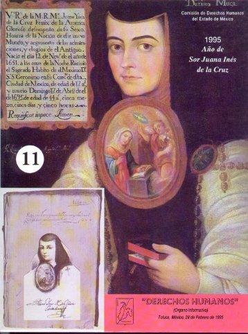 1995 Año de Sor Juana Inés de la Cruz - codhem