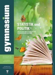 STATISTIK und POLITIK - AHS-Gewerkschaft