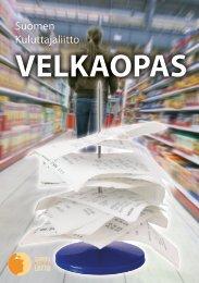 VELKAOPAS - Kuluttajaliitto