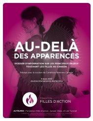 lire le rapport complet - Girls Action Foundation