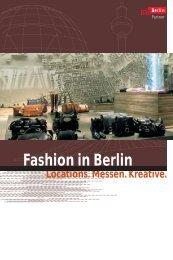 Fashion in Berlin - Berlin.de