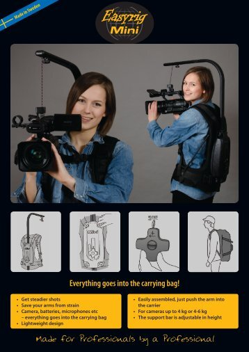 Easyrig Mini