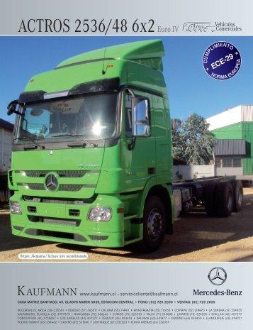 Descargar catálogo - Kaufmann